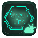 Green Line GO Weather Widget