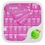 GO Keyboard Glitter Theme