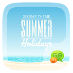 (FREE) GO SMS SUMMER THEME