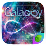 Galaxy GO Keyboard Theme Emoji