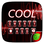 Cool II GO Keyboard Theme