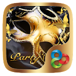 Party GO Launcher Theme
