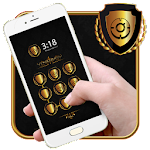 Gold Shield CM Security Theme