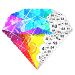 Diamond Art – Colors by Number