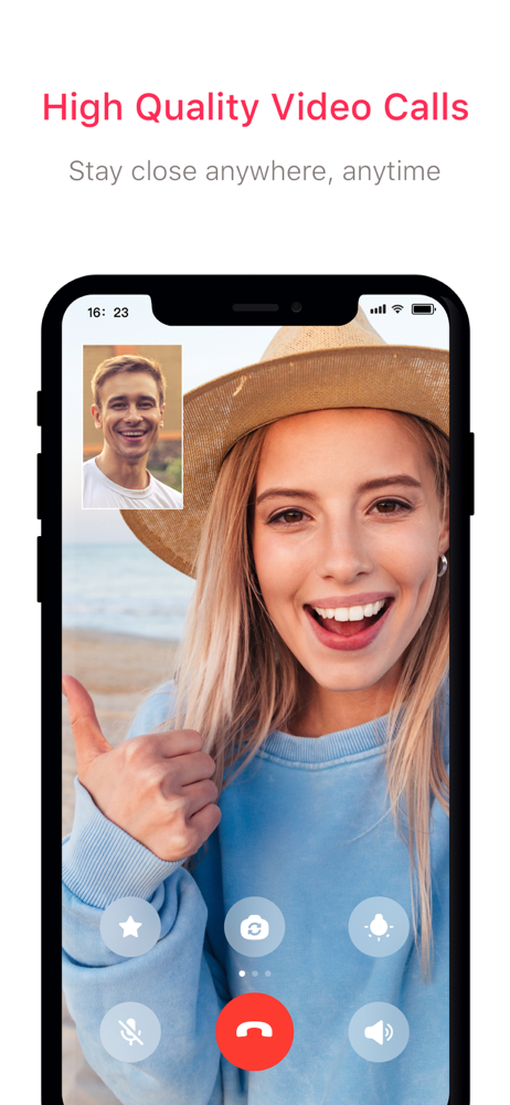 JusTalk Group Video Chat &Text