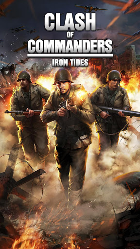 Clash of Commanders-Iron Tides