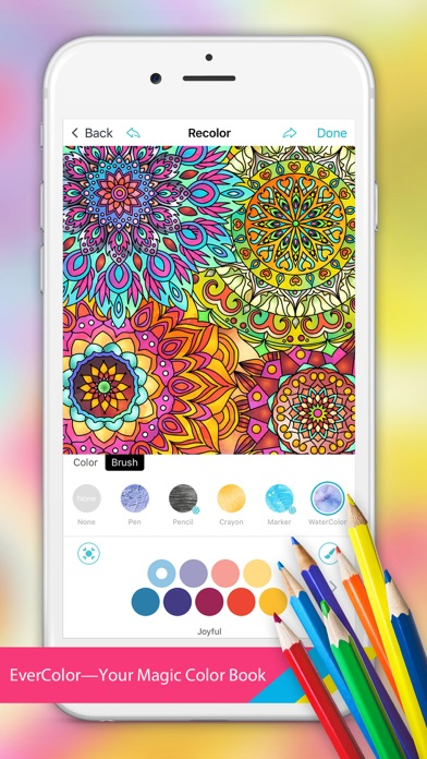EverColor - Coloring Book