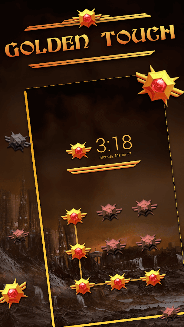 Golden Touch AppLock