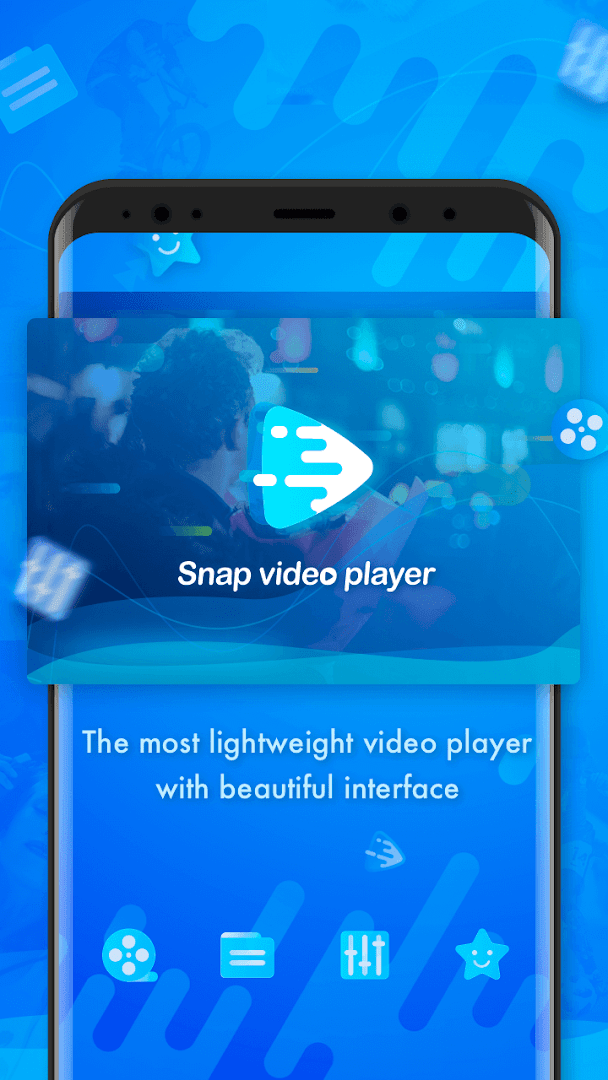 Snap Video Player - Simple & Light HD Video Player