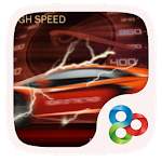 Speed GO Launcher Theme
