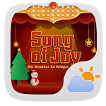 Song of Joy Theme GO Weather