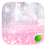 Romance Go Keyboard Theme