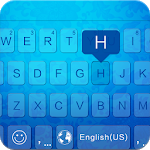 Porcelian Emoji Keyboard Theme
