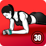 Plank Workout - 30 Days Plank Challenge Free