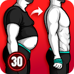 Lose Weight App for Men - Weight Loss in 30 Days