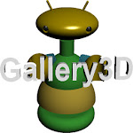 Gallery3D for HTC My Desire HD