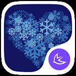 Snow world-APUS Launcher theme