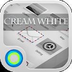 Cream White Hola  Theme