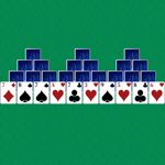 TriPeaks Solitaire -  a cool solitaire game