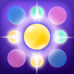 Dots Mania - Connect Two Spinny Dots and Brain Circle