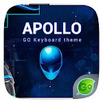 Apollo GO Keyboard Theme Emoji