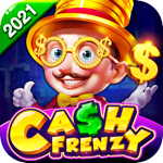 Cash Frenzy™ Casino – Top Casino Games