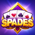Spades Pro - BEST SOCIAL POKER GAME WITH FRIENDS