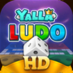 Yalla Ludo HD — For iPad