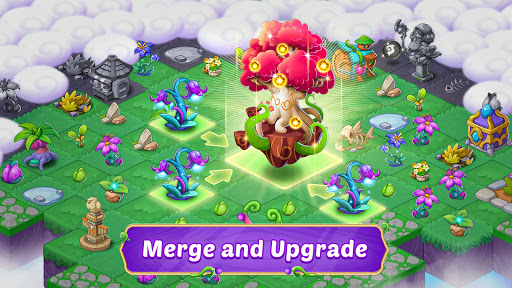 Merge Wonders - Elf Gardens