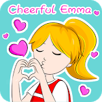 Emma Sticker Gif for Keyboard