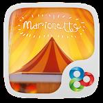 Marionette GO Launcher Theme