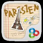Parisien - GO Launcher Theme