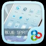 Blue Spirit Go Launcher Theme