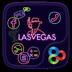 Las Vegas GO Launcher Theme