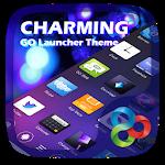 Charming GO Launcher Theme
