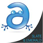 Slate and Emerald Theme