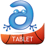 Adaptxt Tab Basketball Theme